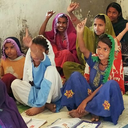 Championing for Girls' Education